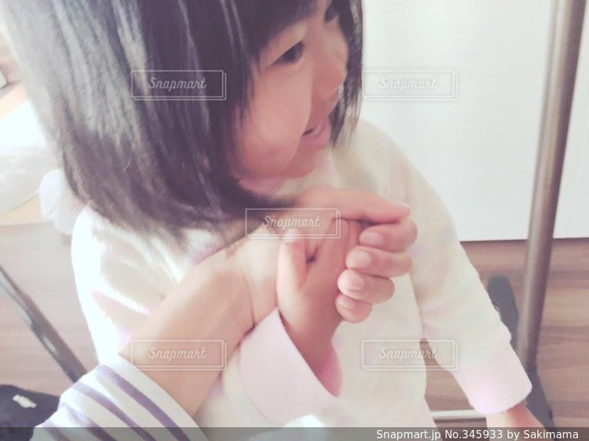 子どもの写真・画像素材[345933]