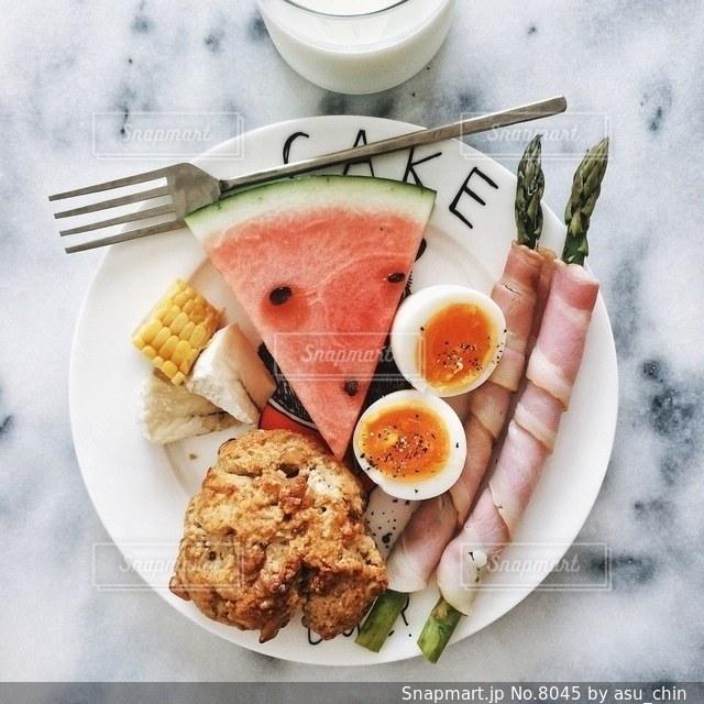 食べ物の写真・画像素材[8045]