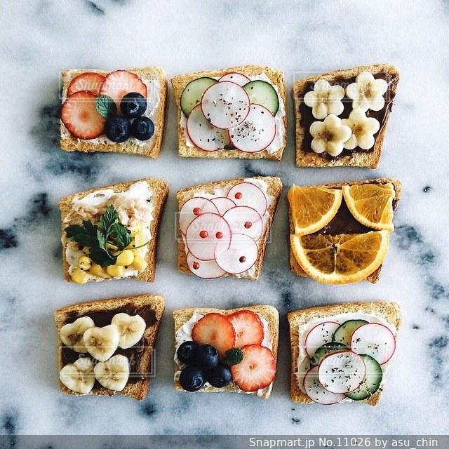 朝食の写真・画像素材[11026]