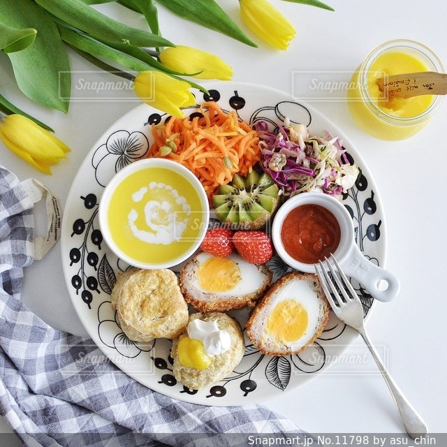 食べ物の写真・画像素材[11798]