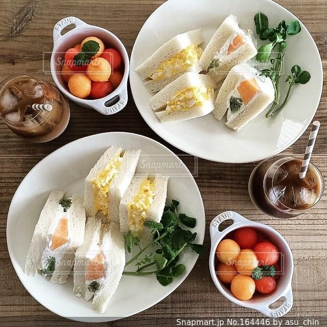 食べ物の写真・画像素材[164446]