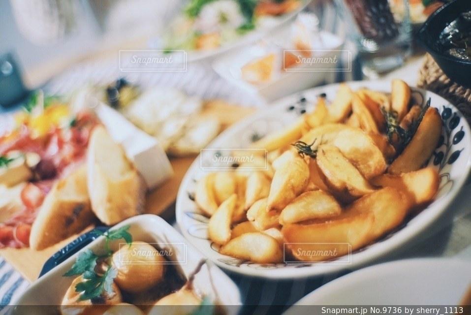 食べ物の写真・画像素材[9736]