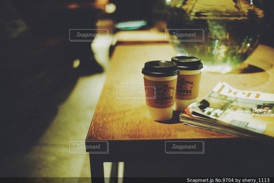 飲み物の写真・画像素材[9704]