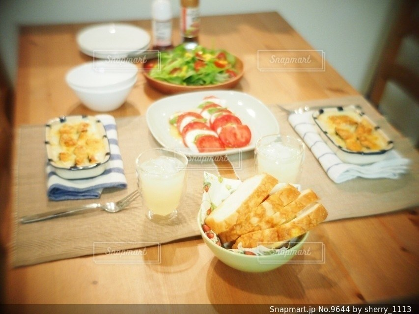 食べ物の写真・画像素材[9644]
