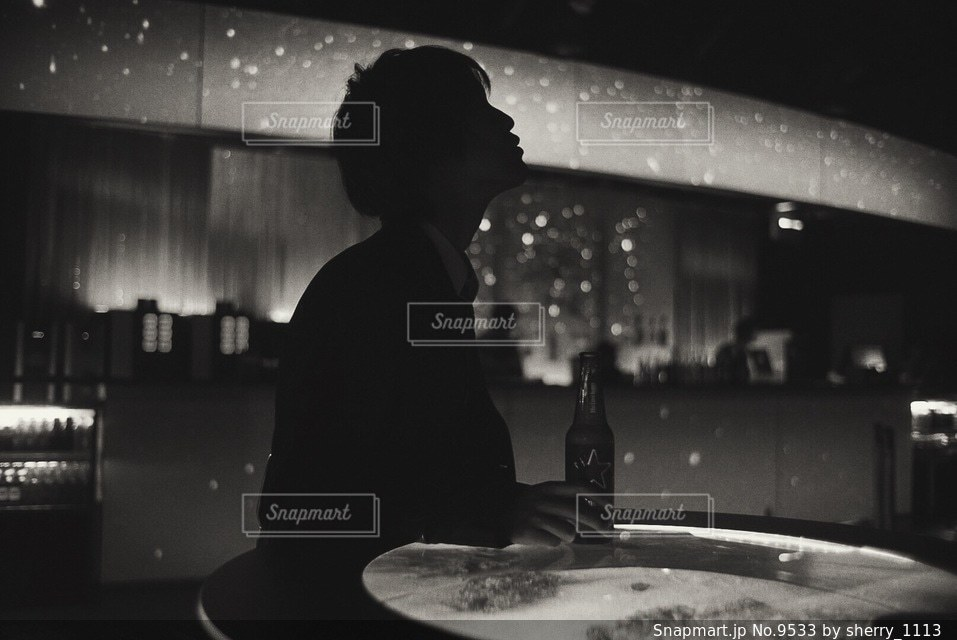 男性の写真・画像素材[9533]