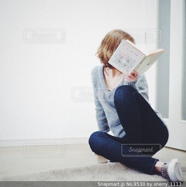 女性の写真・画像素材[9530]