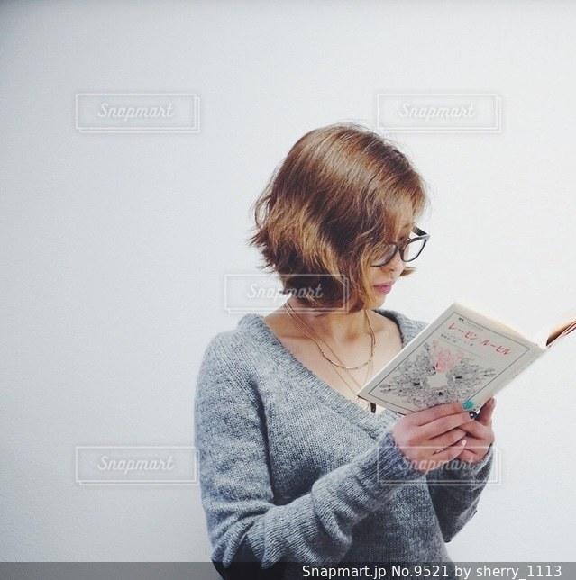 女性の写真・画像素材[9521]