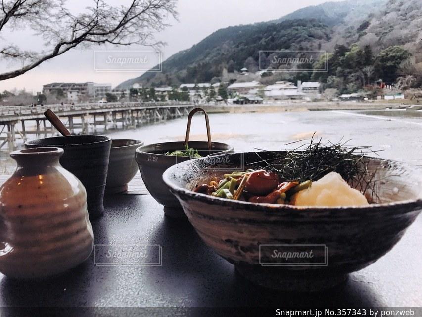京都,旅行,チョコレート,嵐山,休日