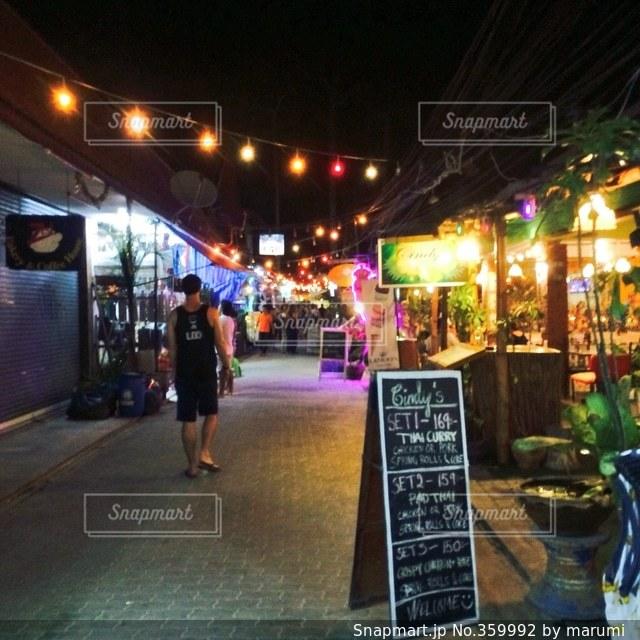タイ,歓楽街,サムイ島