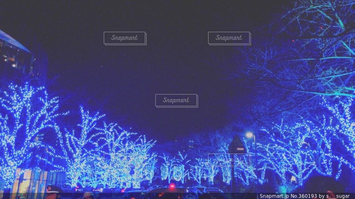 夜景,絶景,景色,イルミネーション,六本木,東京ミッドタウン