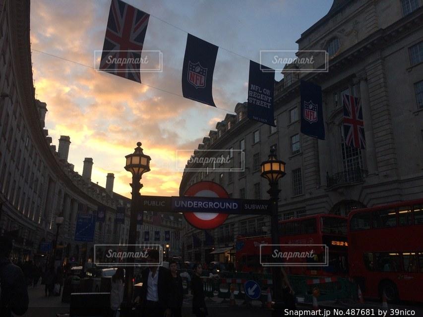 イギリスの写真・画像素材[487681]