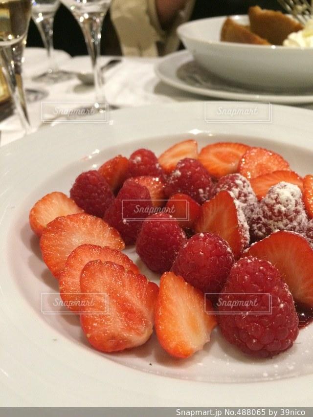 食べ物の写真・画像素材[488065]