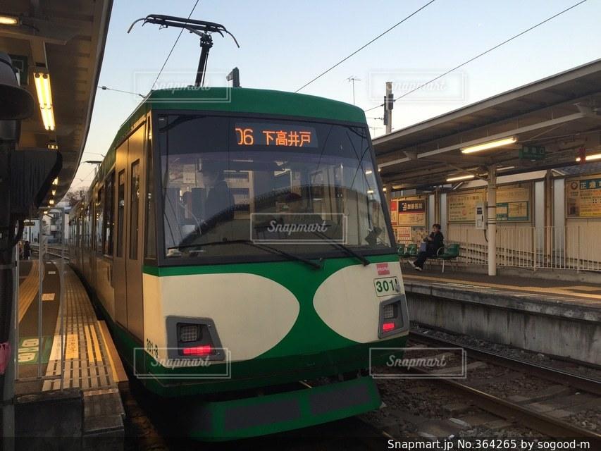 駅の写真・画像素材[364265]