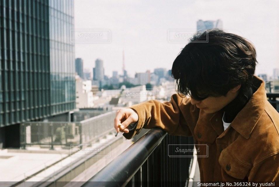 男性の写真・画像素材[366324]