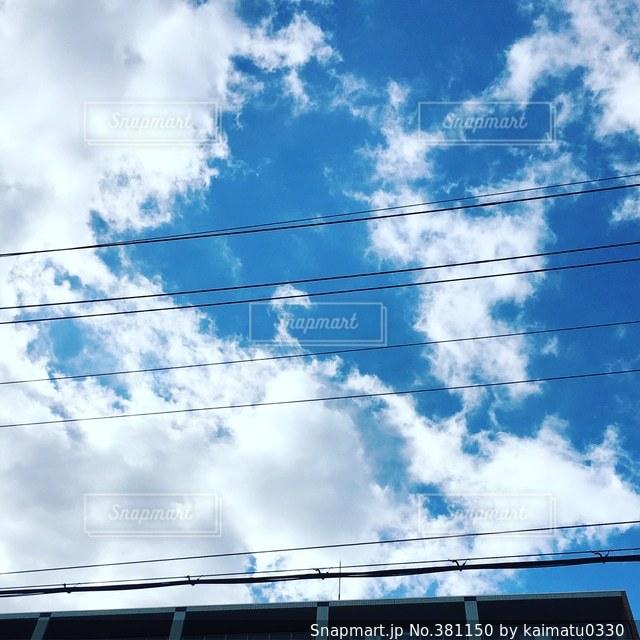 空の写真・画像素材[381150]