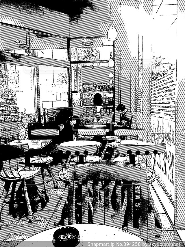 カフェ,リラックス,ひと休み