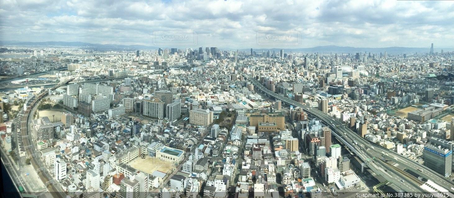 高層ビルの写真・画像素材[387385]