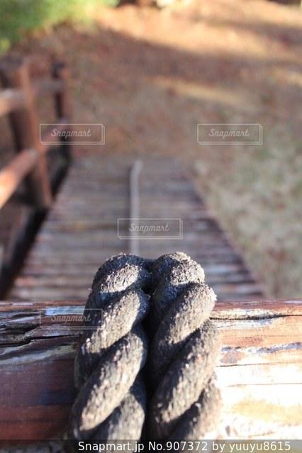 縄の写真・画像素材[907372]