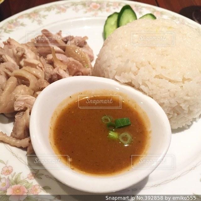 食べ物,タイ,タイ料理,カオマンガイ