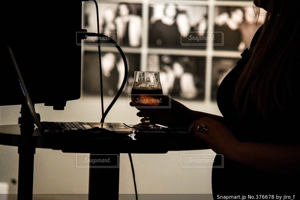 DJの写真・画像素材[376678]