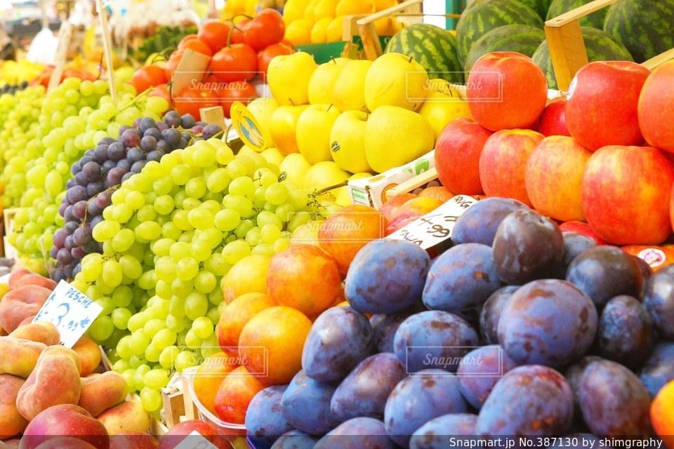 食べ物の写真・画像素材[387130]
