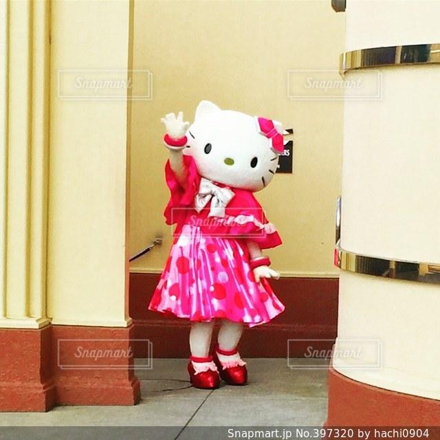 クローズド,かわいい,ドレス,癒し,テーマパーク,キティ