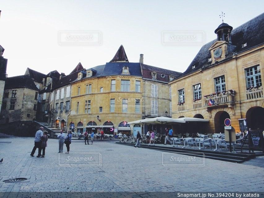 カフェ,風景,建物,田舎,旅行,旅,フランス,レストラン,村
