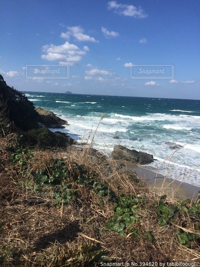 自然,海,海岸,大自然,旅,写真,日本,素材,旅先,海岸線