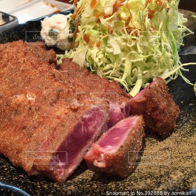 食べ物,牛,揚げ物,おいしい,カツ,牛カツ,喰罪