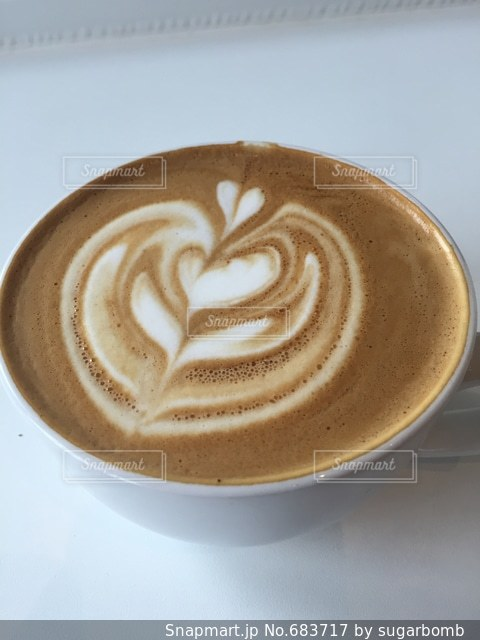 カフェの写真・画像素材[683717]
