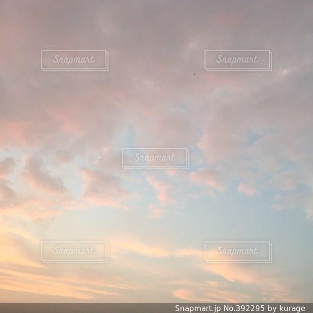 空の写真・画像素材[392295]