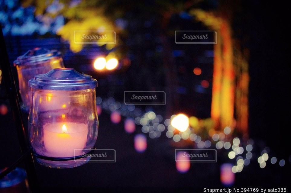 夜の写真・画像素材[394769]