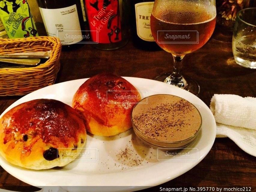 お酒,京都,パン,オシャレ,旅行,旅,ビール,音楽,日本,京都駅,バー,一人旅,焼きたて,おつまみ,古都,一人飲み,レバーパテ