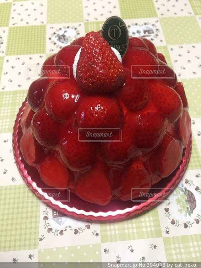 ケーキ,いちご,タルト,甘い,美味しい,ホール,タカノ