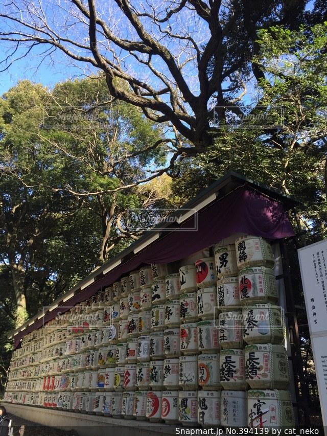 神社,明治神宮,酒,清め