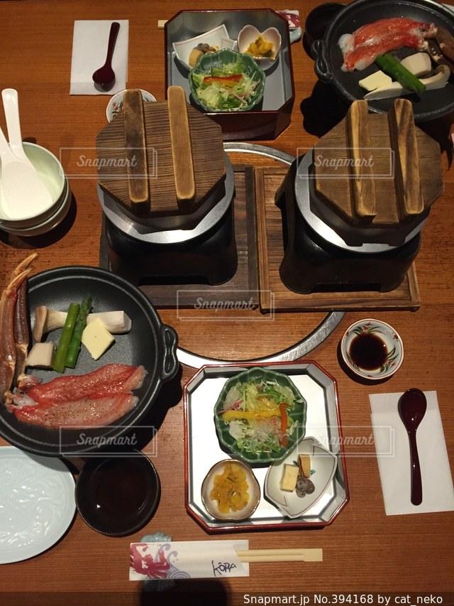 ランチ,サラダ,ご飯,美味しい,蟹,豪華,老舗,甲羅