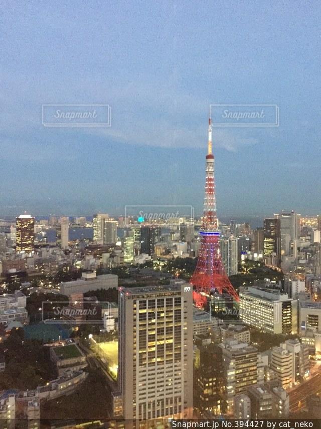 東京タワー,夜景,東京,タワー,イルミネーション,高層ビル,日本,六本木
