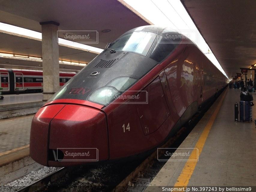 電車,ヨーロッパ,観光,イタリア,鉄道,イタロ