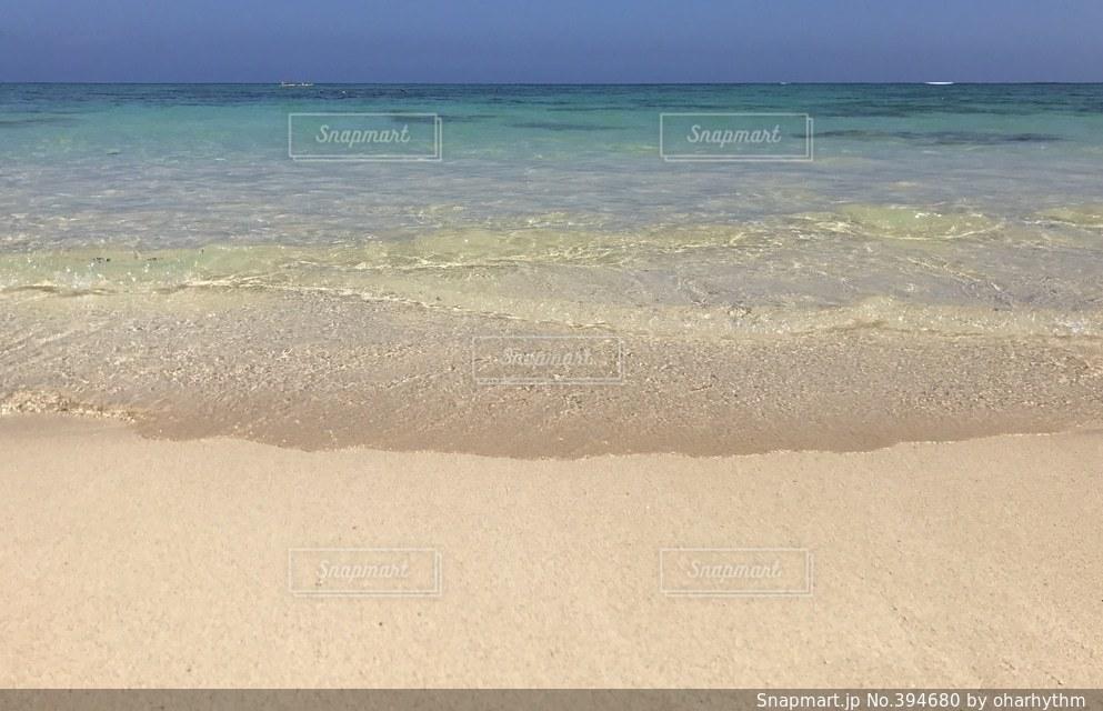海,南国,ビーチ,青空,海辺,癒し,ハワイ