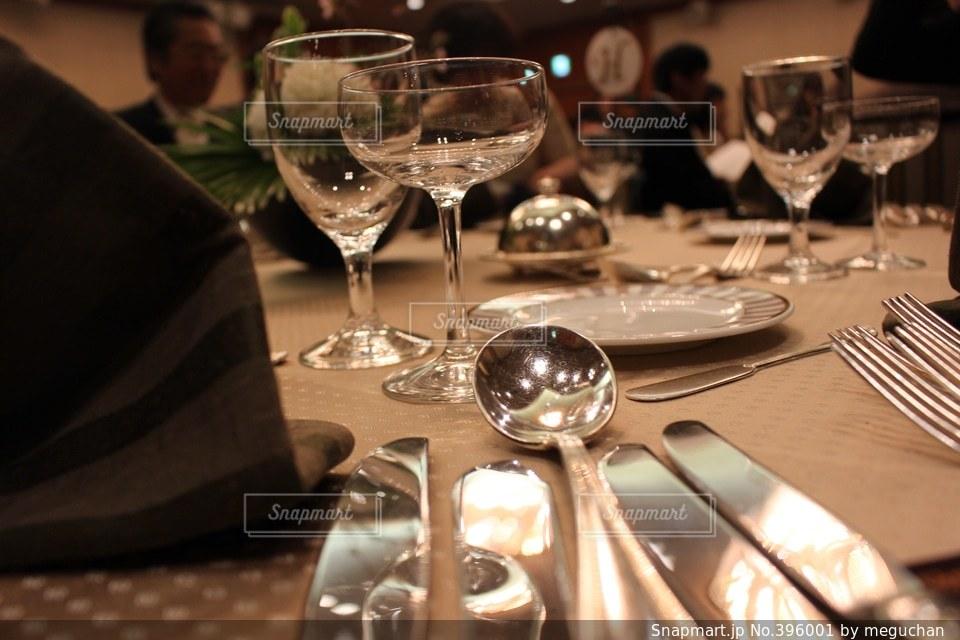 食事,食器,披露宴,ウェディング,テーブルマナー