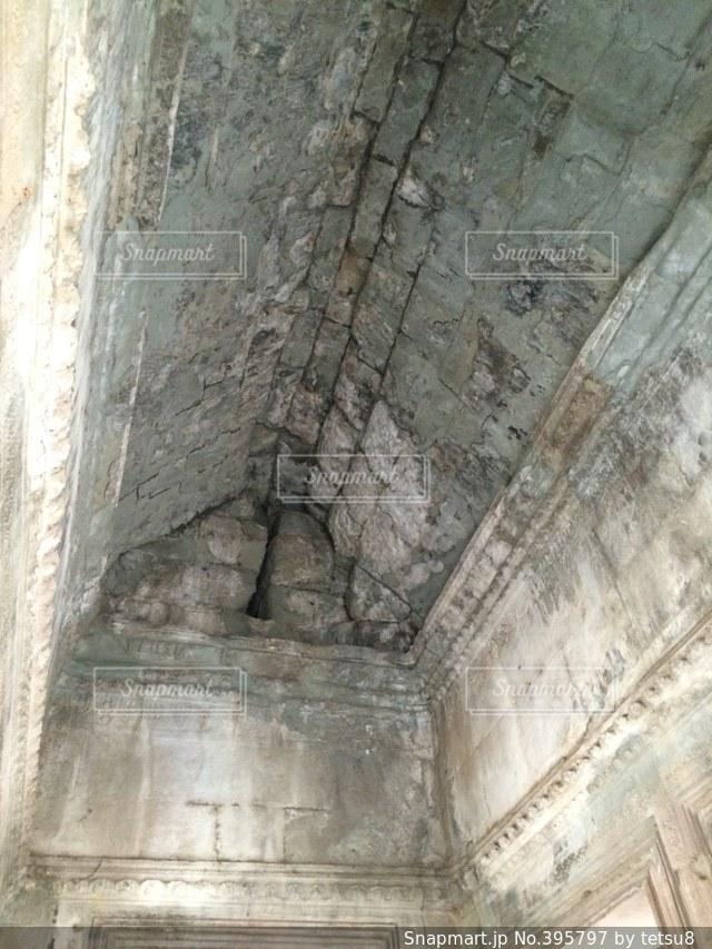 旅行,遺跡,旅,カンボジア,ひとり旅,アンコールワット,シェムリアップ,アンコールワット内部,アンコールワット回廊上部