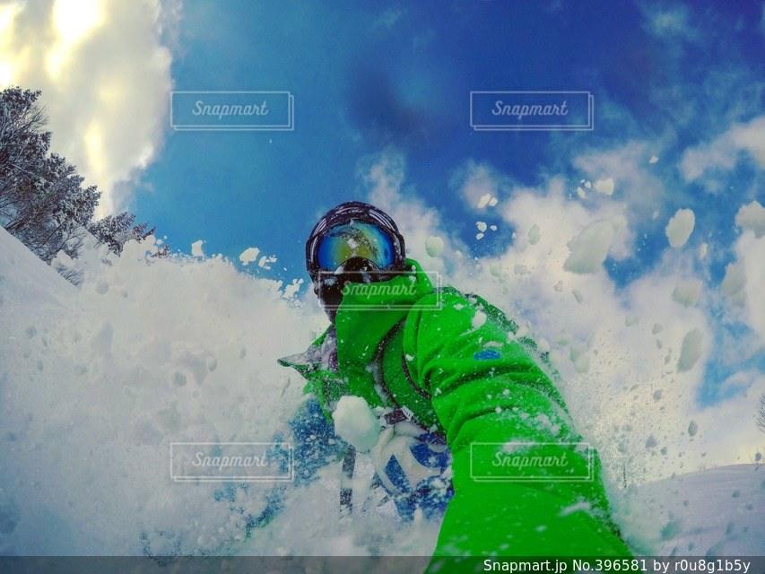 スポーツ,ブルー,スノボー,gopro,スノーボード,ゴープロ,sports,snowboard,snowboarding