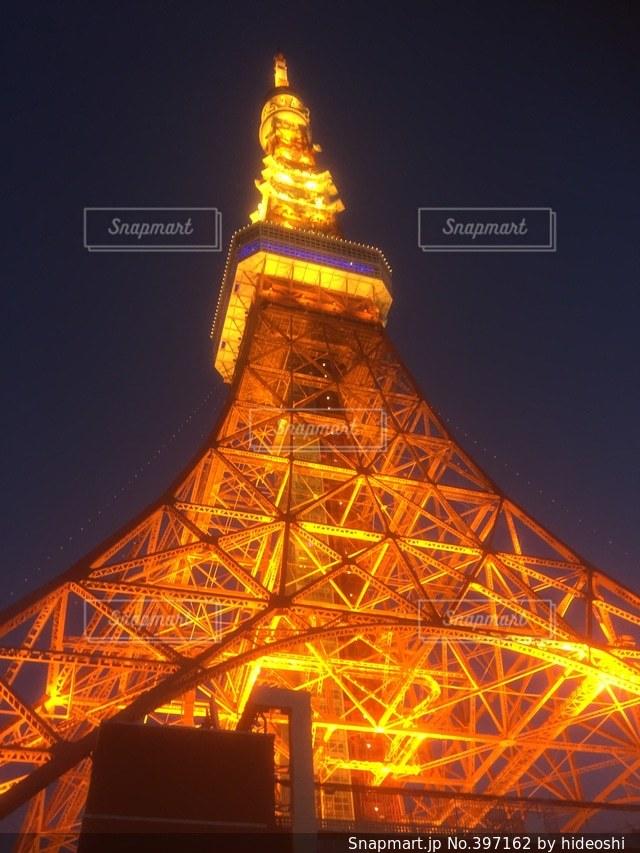 東京タワー,夜景,東京
