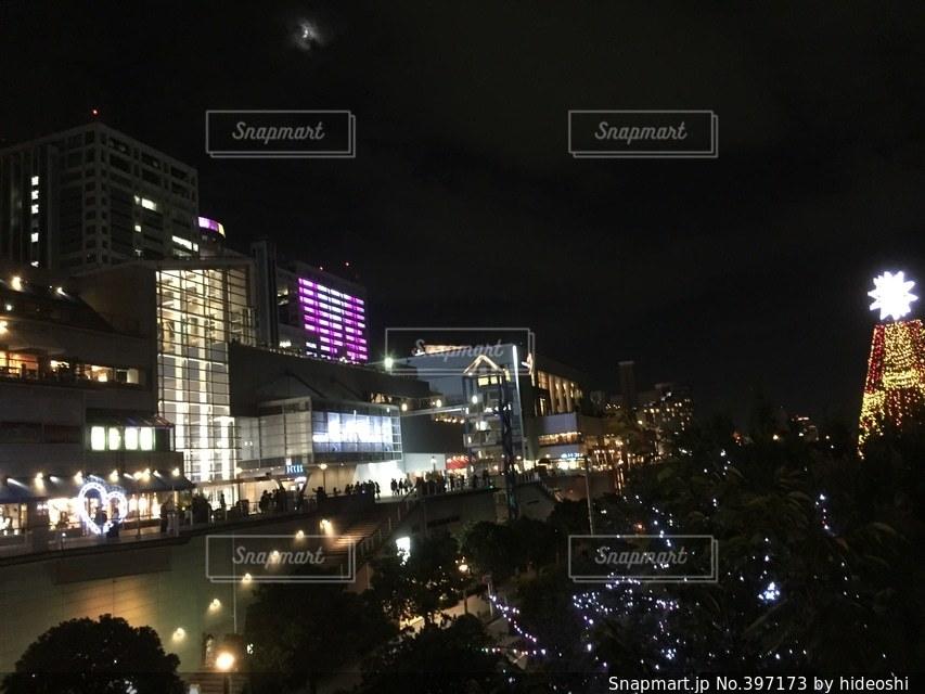 夜景,東京,お台場