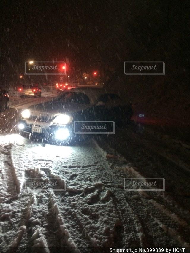 雪の写真・画像素材[399839]