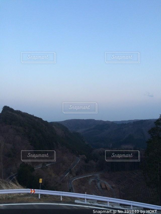 山の写真・画像素材[399840]
