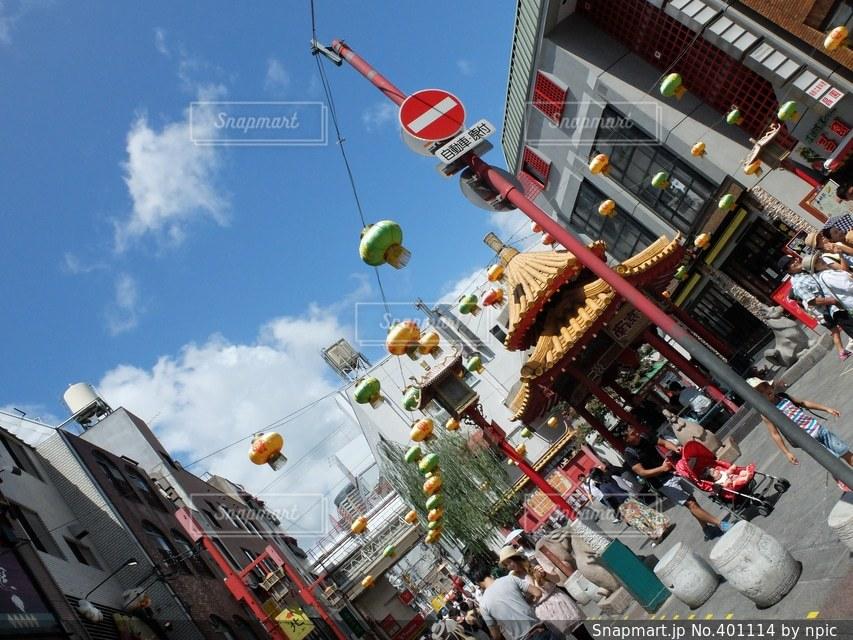 風景,神戸,中華街
