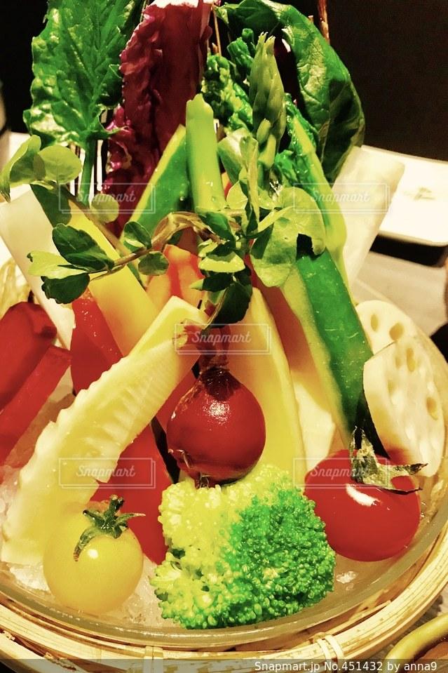 野菜の写真・画像素材[451432]