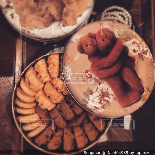海外,旅行,ナッツ,お菓子,クッキー,バター,香港,くま,テディベア,くまさん,おみやげ
