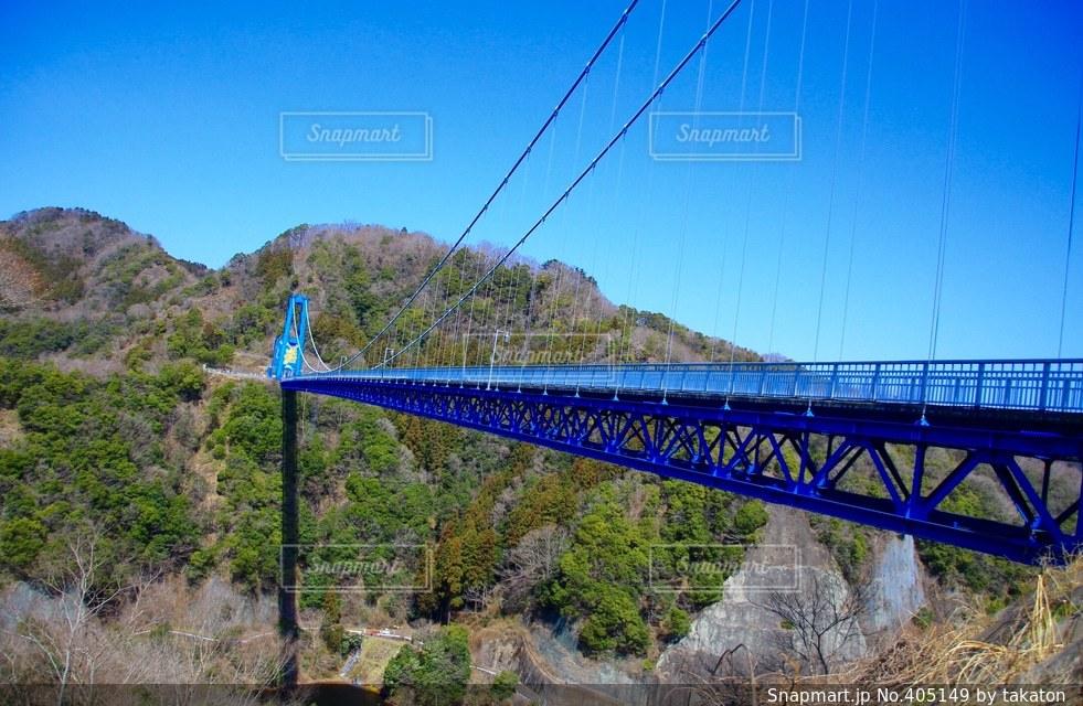 風景,橋,自転車,旅,茨城,バンジージャンプ,日本一周,竜神大吊橋